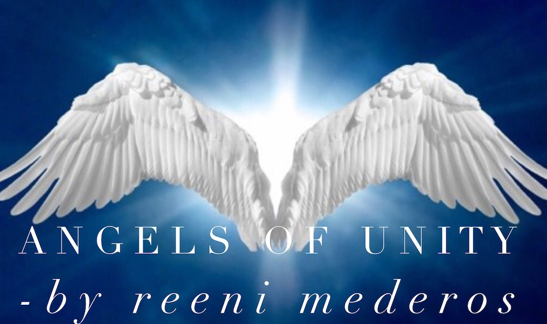 Angels of Unity by Reeni Mederos